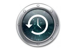 timemachineの設定方法