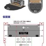 新しいライブハウス!豊洲PITと新宿ReNYがオープンするらしい!
