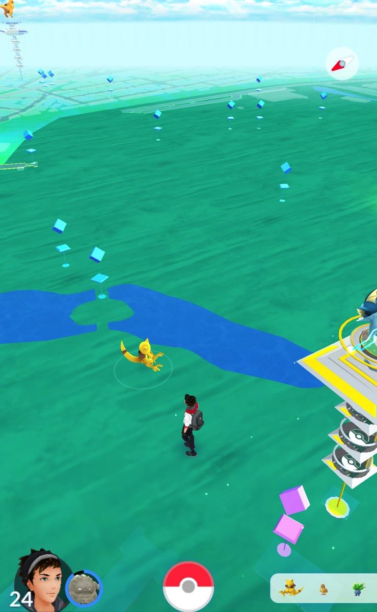 【ポケモンGO】ケーシィの巣になった明治神宮行ってきた!