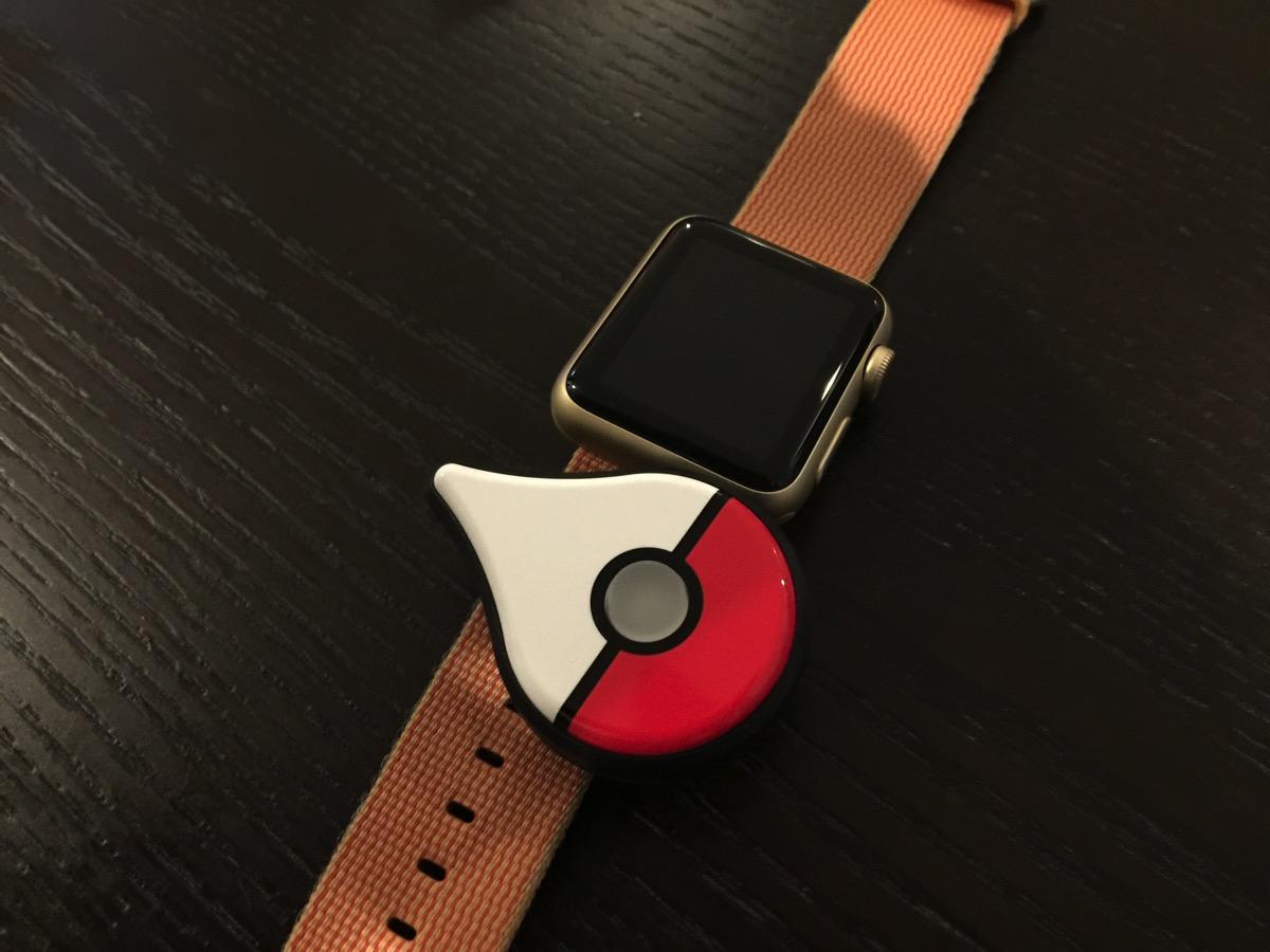 Apple WatchとポケモンGOプラスの組み合わせが最強だった
