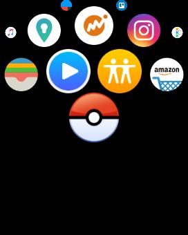ポケモンGOのApple Watchアプリ使ってみた!これはもしかしてすごいチートマシンかもしれん!