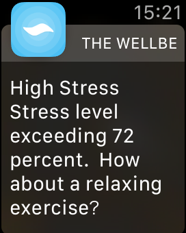 キレそうな時に教えてくれるストレス計測器「The WellBe」1週間使ってみたレビュー