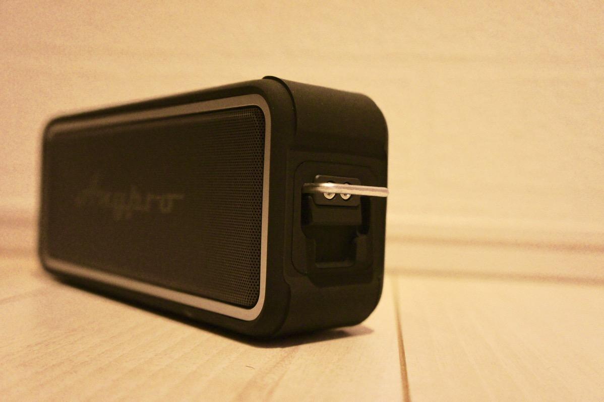 Anyproのポータブル高音質防水Bluetooth4.0スピーカーレビューが想像以上のクオリティだった【PR】