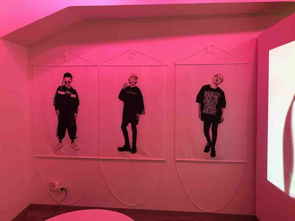 【イベントレポ】京個展2018「〜子宮で視る脳排泄〜」@渋谷LE DECO