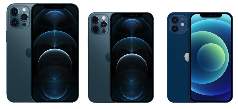 iphone12比較